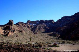 Национальный парк Тейде на Тенерифе