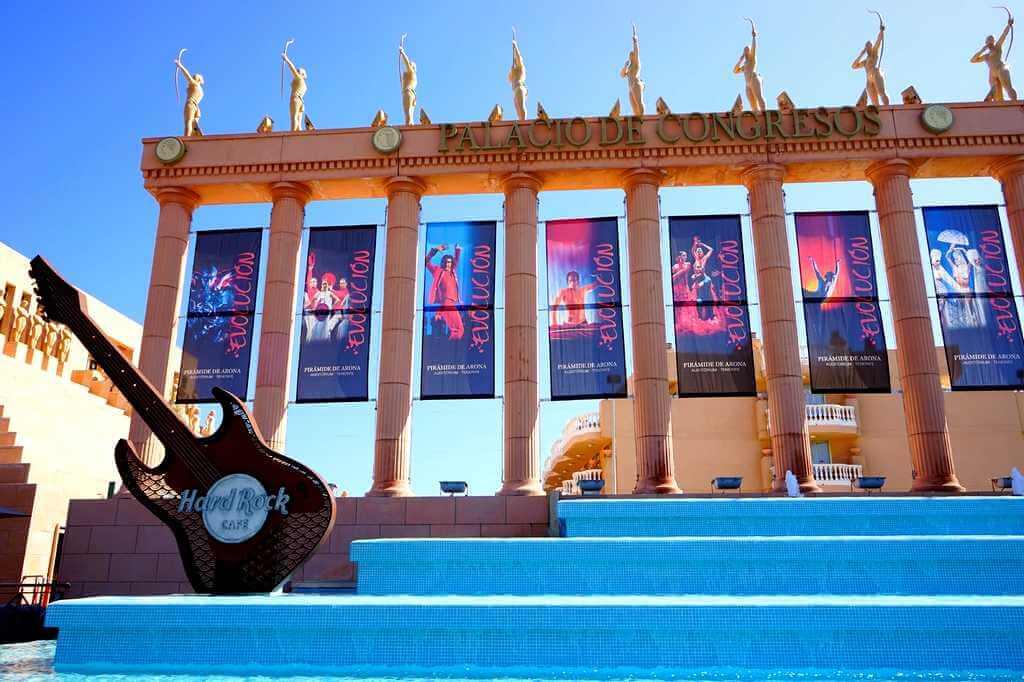 Hard Rock Cafe в Лас Америкас