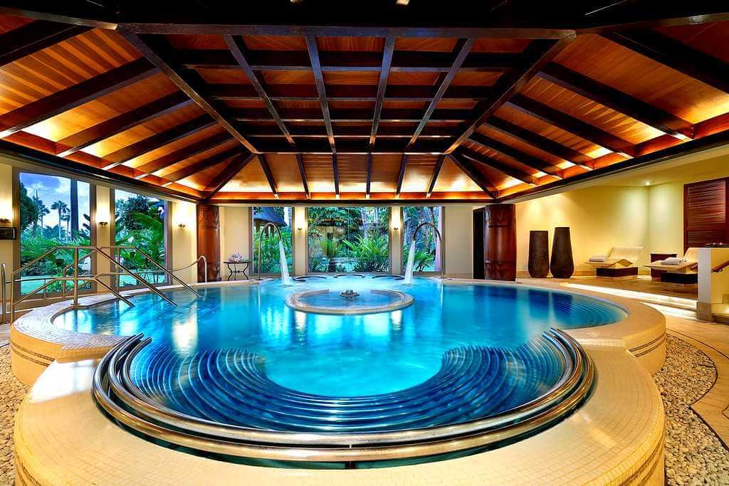 Отели Тенерифе с подогреваемыми бассейнами