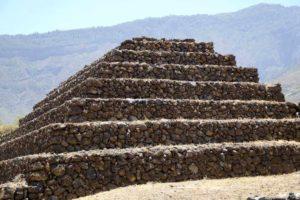 Пирамиды Гуимар на Тенерифе: большая пирамида