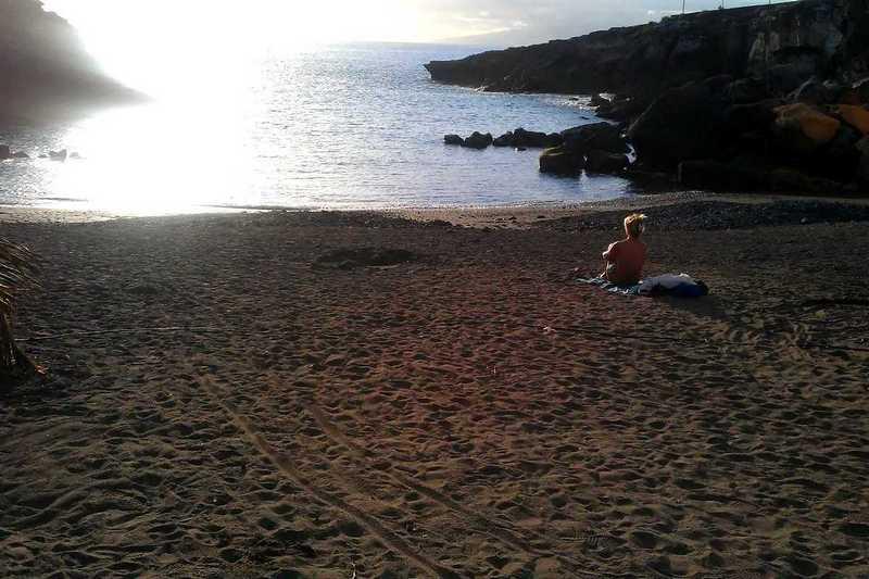 Пляж Плайя Параисио