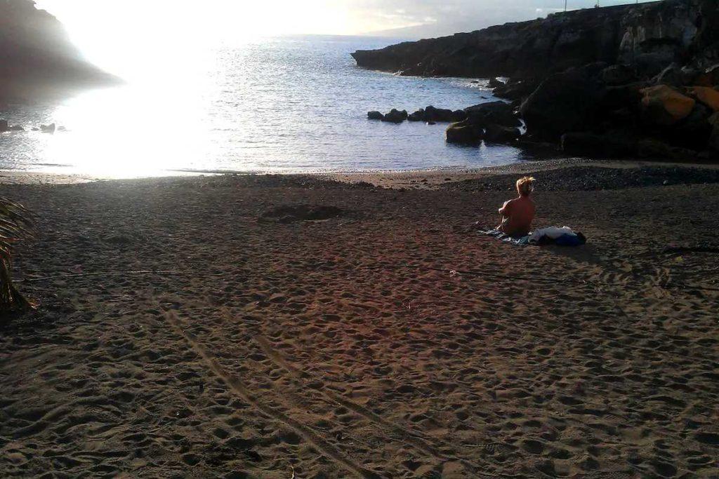Пляж Плайя Параисио в 2016 году