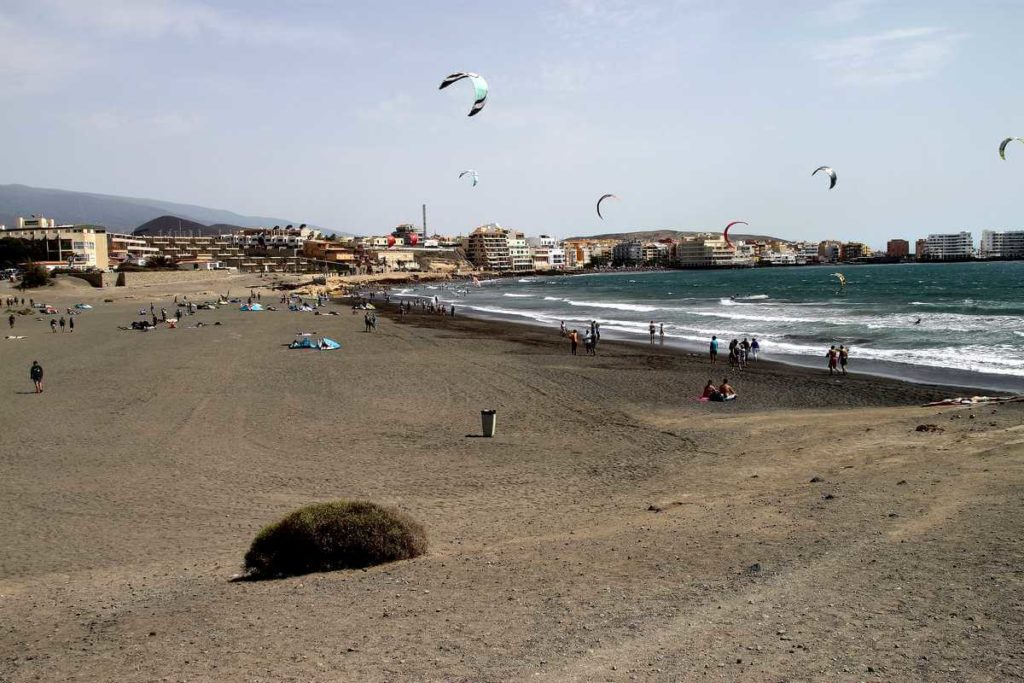 Пляжи Тенерифе: Эль Медано