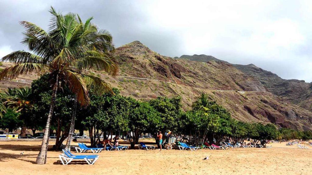 Пляжи Тенерифе: Лас Тереситас