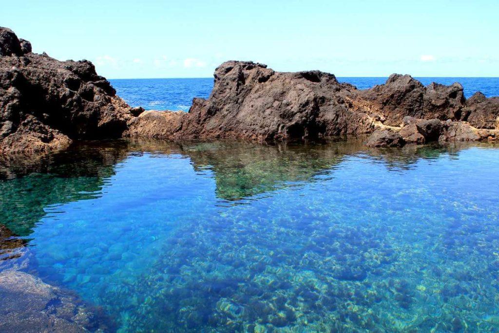 Природные бассейны Тенерифе