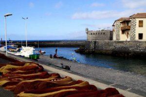 Пуэрто-де-ла-Крус: рыбацкий порт