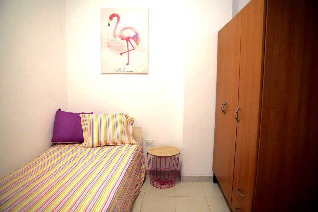 Апартаменты в Seguro el Sol Tenerife, Плайя Ла Арена - маленькая спальная